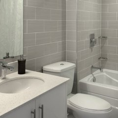 Отель Bridgestreet City Center США, Вашингтон - отзывы, цены и фото номеров - забронировать отель Bridgestreet City Center онлайн ванная