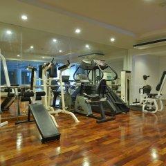 Отель Icheck Inn Skyy Residence Sukhumvit 1 Бангкок фитнесс-зал