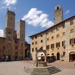 Отель Leon Bianco Италия, Сан-Джиминьяно - отзывы, цены и фото номеров - забронировать отель Leon Bianco онлайн фото 3