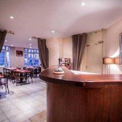 Отель Modern Hôtel Montmartre гостиничный бар