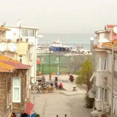 Selanikli Pansiyon Heybeliada Турция, Хейбелиада - отзывы, цены и фото номеров - забронировать отель Selanikli Pansiyon Heybeliada онлайн пляж фото 2