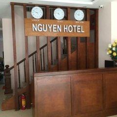 Nguyen Hotel интерьер отеля