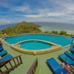 Отель Ko Tao Resort - Sky Zone бассейн фото 3