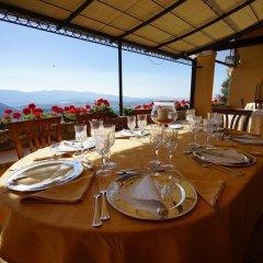 Отель Eremo Delle Grazie Сполето помещение для мероприятий