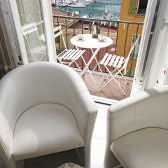 Отель Aquamarine Франция, Ницца - отзывы, цены и фото номеров - забронировать отель Aquamarine онлайн балкон