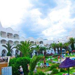 Отель Delphin El Habib Тунис, Монастир - 2 отзыва об отеле, цены и фото номеров - забронировать отель Delphin El Habib онлайн бассейн фото 2