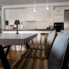 Отель Mortens Kro Restaurant & Suites Алборг в номере фото 2
