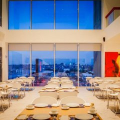Отель Fiesta Inn Tlalnepantla Тлальнепантла-де-Бас помещение для мероприятий фото 2