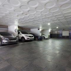 Hotel Seocho Oslo парковка