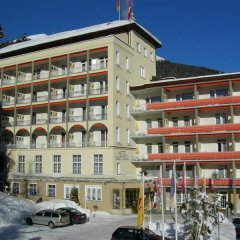 Отель National Швейцария, Давос - отзывы, цены и фото номеров - забронировать отель National онлайн фото 3