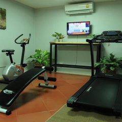 Отель Wattana Place Бангкок фитнесс-зал