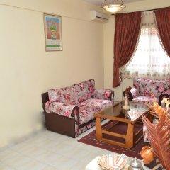 Отель Appartement F3 Marrakech комната для гостей фото 2