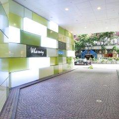 Отель Wharney Guang Dong Hong Kong парковка