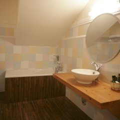 Hotel Balneario La Hermida ванная фото 2
