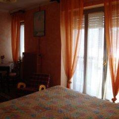Hotel Hirondelle Аоста комната для гостей фото 3