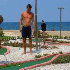 Отель Obzor Beach Resort Аврен развлечения