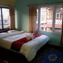 Отель Fewa Holiday Inn Непал, Покхара - отзывы, цены и фото номеров - забронировать отель Fewa Holiday Inn онлайн комната для гостей фото 5