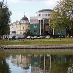 Отель Гламур Калининград приотельная территория