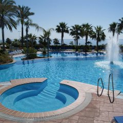 Отель Best Oasis Tropical Гарруча детские мероприятия