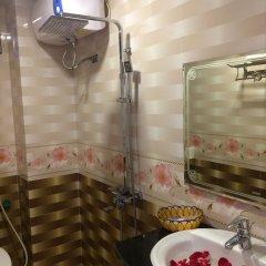 Sapa Van Hung Hotel ванная фото 2