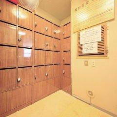 Отель Capsule and Sauna New Century Япония, Токио - отзывы, цены и фото номеров - забронировать отель Capsule and Sauna New Century онлайн фото 6
