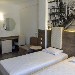 Отель Metropolitan Салоники комната для гостей фото 2