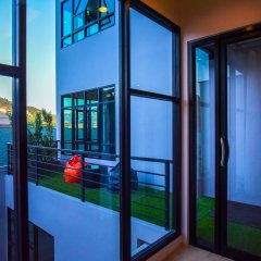 OneLoft Hotel балкон