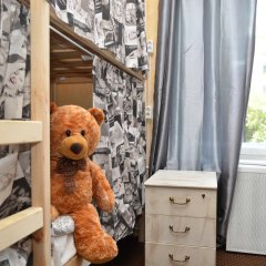 Teddy Hostel комната для гостей фото 5