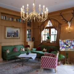 Hotel Lechnerhof Унтерфёринг интерьер отеля фото 2