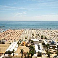 Hotel Kursaal пляж