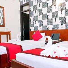 Отель ALLURA Ханой сейф в номере