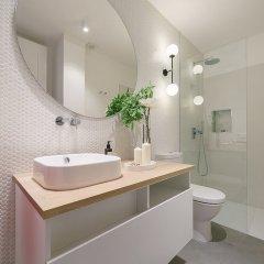 Отель Home Club Vergara II Испания, Мадрид - отзывы, цены и фото номеров - забронировать отель Home Club Vergara II онлайн ванная
