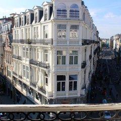 Отель Orts Бельгия, Брюссель - отзывы, цены и фото номеров - забронировать отель Orts онлайн балкон