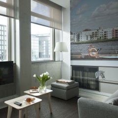 Отель Eric Vökel Boutique Apartments Amsterdam Suites Нидерланды, Амстердам - отзывы, цены и фото номеров - забронировать отель Eric Vökel Boutique Apartments Amsterdam Suites онлайн комната для гостей фото 4