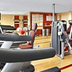 Sheraton Brussels Hotel фитнесс-зал фото 3