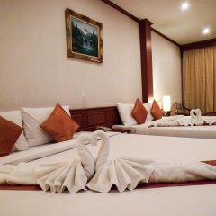 Отель Andaman Seaside Resort комната для гостей