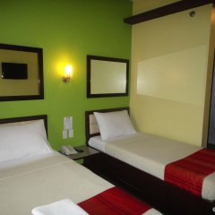 Отель Express Inn Cebu комната для гостей фото 5