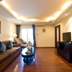 Отель LK Royal Suite Pattaya комната для гостей фото 5