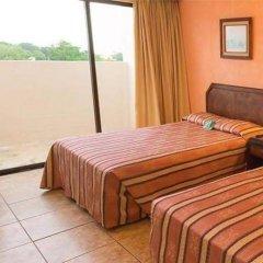 Hotel Los Aluxes балкон