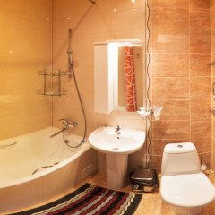 Гостиница МиЛоо ванная фото 2