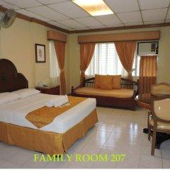 Отель Dao Diamond Hotel Филиппины, Тагбиларан - отзывы, цены и фото номеров - забронировать отель Dao Diamond Hotel онлайн комната для гостей фото 2
