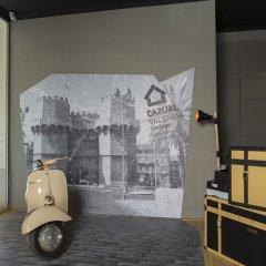 Отель Casual Vintage Valencia Испания, Валенсия - 3 отзыва об отеле, цены и фото номеров - забронировать отель Casual Vintage Valencia онлайн интерьер отеля фото 2