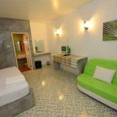 Отель Baan Suan Leela комната для гостей фото 2