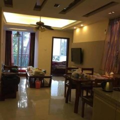 Апартаменты Yelinyuan Holiday Apartments питание