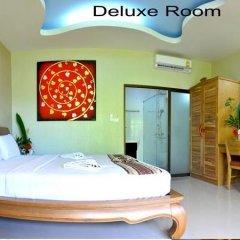 Отель Kata Garden Resort 3* Номер Делюкс с различными типами кроватей