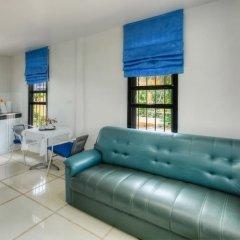 Отель Aquatoria BangTao Villa комната для гостей фото 2