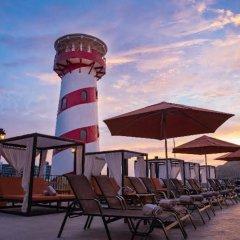 Отель Wyndham Cabo San Lucas Resort Los Cabos пляж