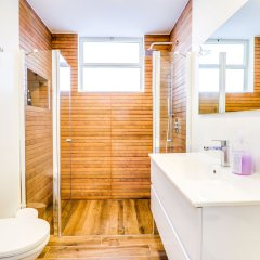 Carmel Boutique Apartment Израиль, Хайфа - отзывы, цены и фото номеров - забронировать отель Carmel Boutique Apartment онлайн ванная