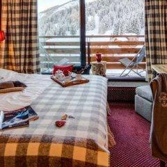 Hotel Alpen Ruitor сауна