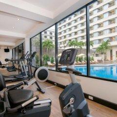 The Bayview Hotel Pattaya фитнесс-зал фото 2